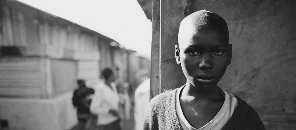 street children kenya child slum homeless project home rescue kitale